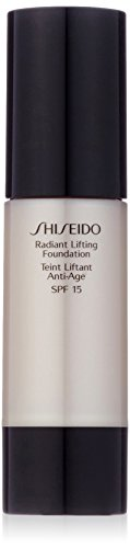 Shiseido Radiant Lifting Foundation SPF15 Very Deep Ivory I-100 30ml