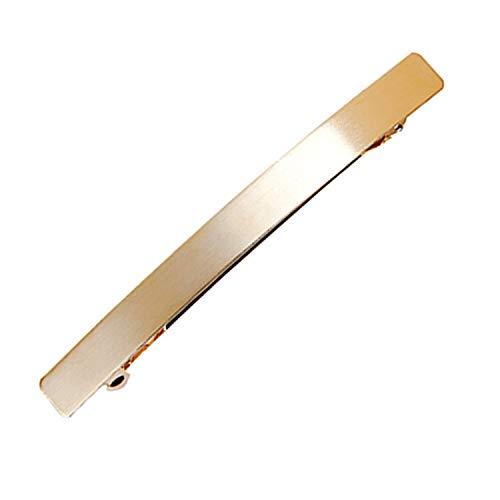 PPX Art Nouveau Swirl Hair Clip | Pasador, Broche de Pelo, Estilo simple Oro