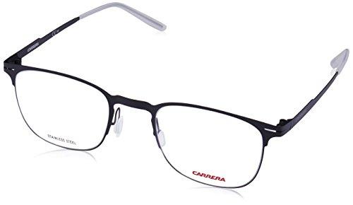 Carrera - THE BEAM CA 6660, Géométriques, métal, homme, MATTE BLACK(003), 48/22/145