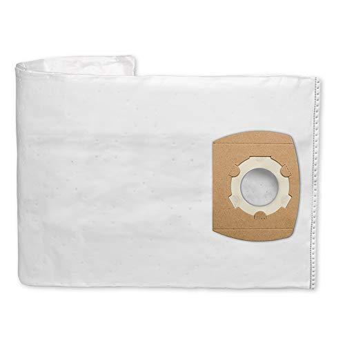 10 Premium Staubsaugerbeutel - Spezielles hygienisches Synthetikmaterial - Für Staubsauger Flex S47 - Bestleistung beim Saugen - Hochwertige Qualität