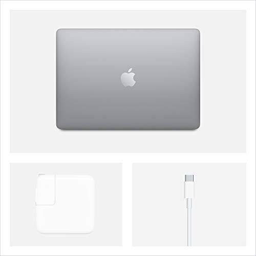 最新モデルAppleMacBookAir(13インチPro,1.1GHzクアッドコア第10世代のIntelCorei5プロセッサ,8GBRAM,512GB)-スペースグレイ