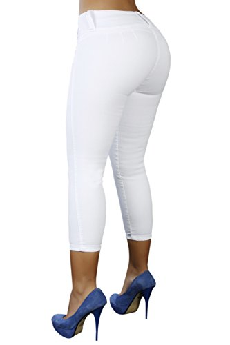 Curvify 764 Women's Butt-Lifting Skinny...