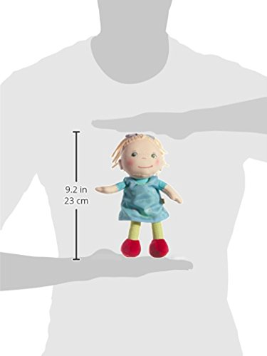 HABA Soft Doll Mirle 8