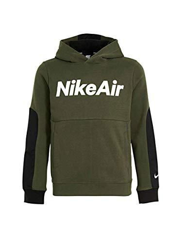 Nike NSW Air FT PO Hoodie - Sudadera para niño de tejido...
