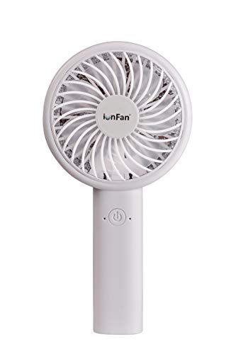 IonPacific ionFan, Portable Air Ionizer/Purifier Fan with Filterless...