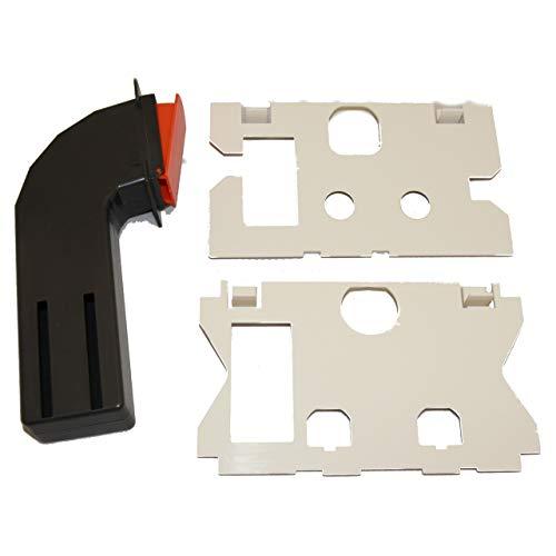 Einwurfschacht für UP100 / UP 300 / UP320 / Sigma 12 cm Systems