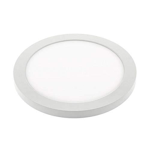Downlight Led MAGNET BOL, 18W, Samsung ChipLed, CCT ajustable tono de luz con aro metálico y ajuste magnético. Ajuste para el corte en el techo a varias medidas.