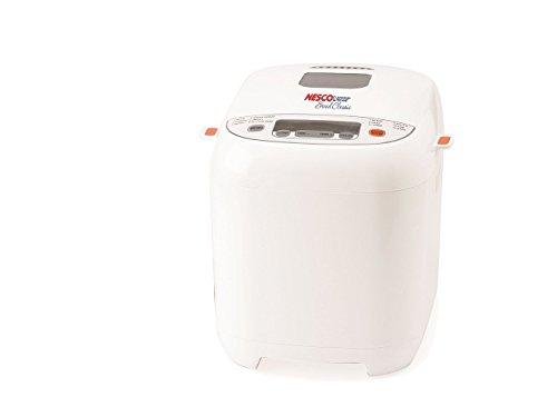 NESCO BDM-110, Automatic Bread Maker, White, 12 program, 480 watts
