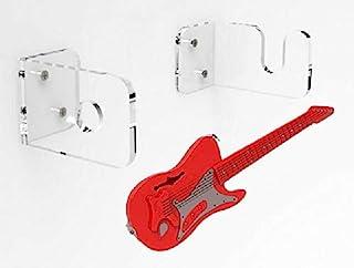 WANLIAN Guitar Stand Guitar Wall Mount, Guitar Wall Mount Wall Mount (with screws), for classical electric guitar, ukulele...