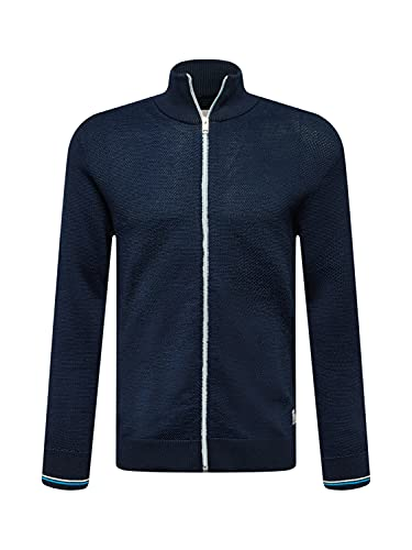 Jack & Jones JCOALLEN Knit Cardigan, Blazer Bleu Marine, XL Homme