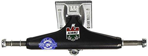 Royal Vincent Alvarez Trucks 5.25 X2 Black/Raw Width:8.00