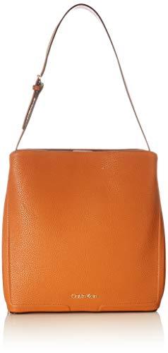 Calvin Klein Damen HOBO LG, braun, 28 Inches, Extra-Large