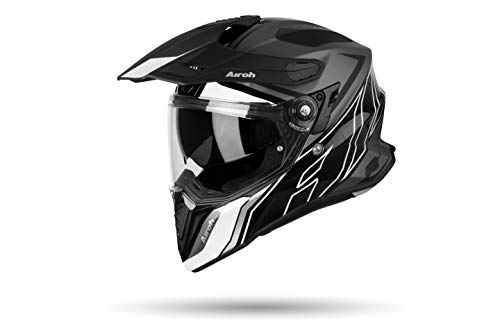Airoh Helmet Commander Duo Gloss/Matt M