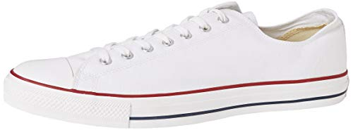 Converse Chuck Taylor All Star, Sneakers Unisex - Adulto, Bianco (Optical White), 36.5 EU
