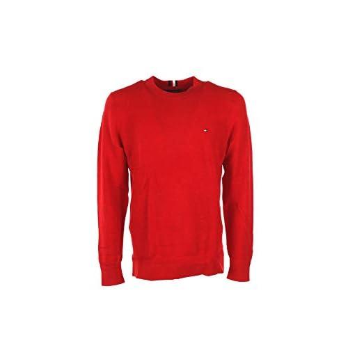 Tommy Hilfiger Men's Mouline Ricecorn Sweater Sweatshirt