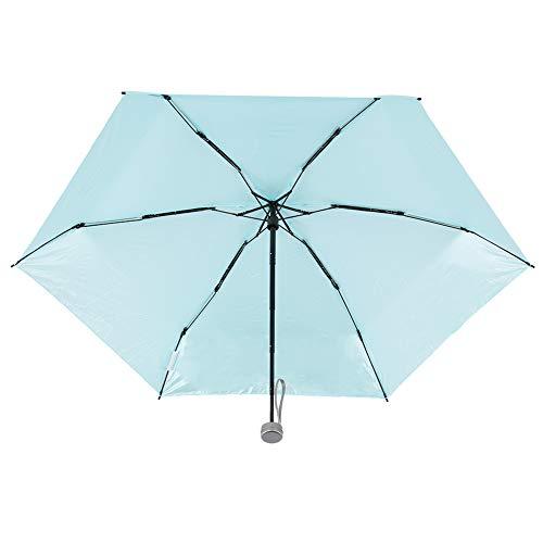 UV-Schutzschirm, Leichter Sonnenschirm Sonnenschutz Regenschirm, Für Reisen zu Hause