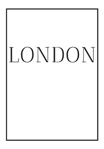 London: A decorative book for coffee tables, end tables, bookshelves and interior design styling | Stack city books to add decor to any room. ... or as a gift for interior design savvy people