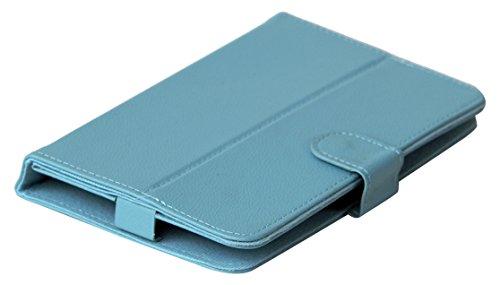 AlpenTab COVB7 Elegante Schtzhülle mit modischem Design hellblau