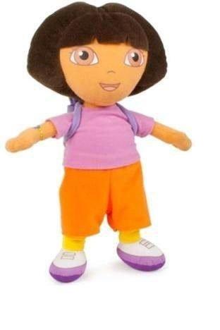 Dora Exploradora con mochila 33cm - Calidad soft