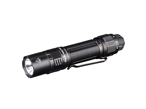 FENIX(フェニックス) PD36 TAC SST70 LED タクティカルフラッシュライト タクティカルエディション 明るさ最高3000ルーメン ブラック 全長:14cm