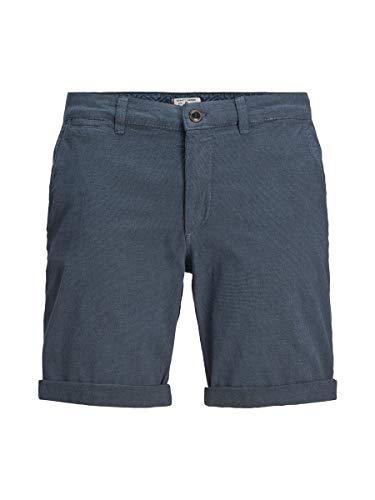 Jack & Jones Jjikenso Jjchino Shorts AKM 432 STS Pantalones Cortos, Añil Vintage, XXL para Hombre