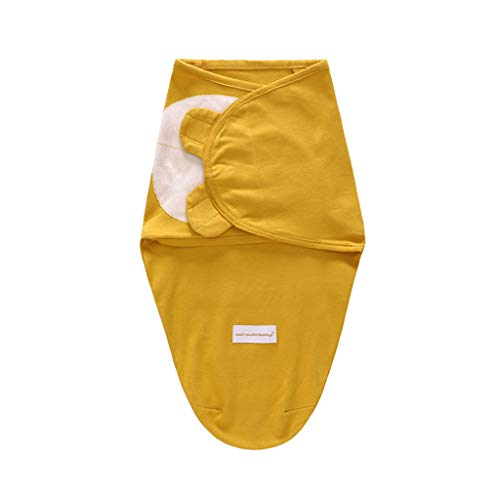 JIACUO Leuke Baby Pasgeboren Katoen Slaapzak Wrap Handdoek Zachte Dunne Deken Swaddle Slaapzak