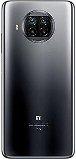 شاومي Mi 10T لايت 2 شريحة اتصال - 6.67 بوصة، 128 جيجابايت، رام 6 جيجابايت 5G LTE - رمادي
