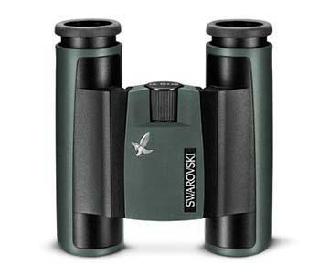 Swarovski Fernglas CL Pocket 10x25 Grün, CLP10x25g