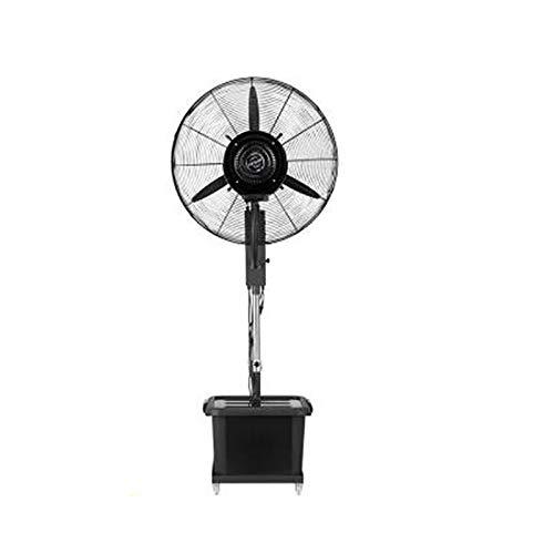 PIGE Le Ventilateur Industriel De Jet, Réservoir d'eau De 42L Ajoutent Le Commercial Extérieur De Ventilateur De Climatiseur De Plancher d'eau De Glace (Couleur : 350W 75cm(Lifting Type))