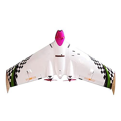 SRR Aereo telecomandato, Apertura alare 996 mm, Versione EPO Ala Volante per Corse FPV o Telaio Kit Aereo RC Volante a Lungo Raggio, Aereo RC