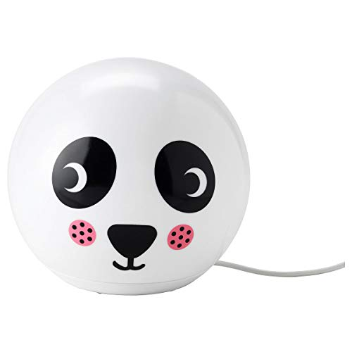 IKEA ÄNGARNA LED tafellamp panda patroon (17 cm)