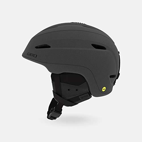 Giro Snow Unisex - Zone MIPS Ski Helmet Matte Giro Saphite, L