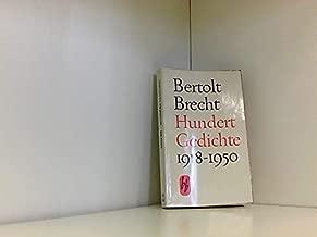 Mejor Bertolt Brecht Gedichte de 2020 - Mejor valorados y revisados