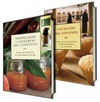 Pack Mermeladas, dulces y conservas del convento (Cocina)