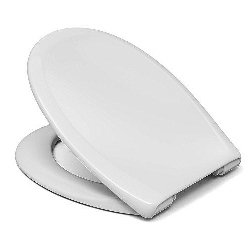 Sanifri, weiss, 470011127 WC-Sitz Pera, Soft-Close/Take off