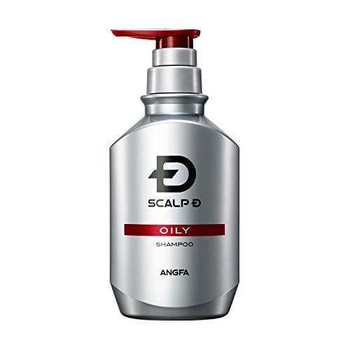 SCALP D(スカルプ D) 薬用スカルプシャンプー オイリー 脂性肌用