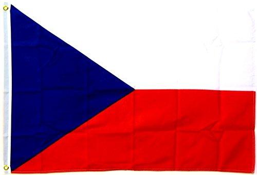 Fahne Flagge Tschechien 30 x 45 cm