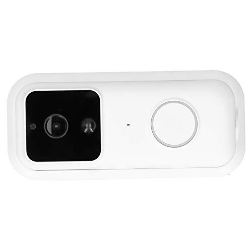 1080P WIFI Video Timbre Infrarrojos Visión nocturna Intercomunicador bidireccional Timbre de seguridad Detección de movimiento PIR Teléfono inteligente de la puerta para el hogar