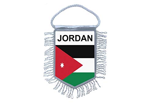 Akachafactory wimpel minivlag vlag vlag vlag minivlag jordanië