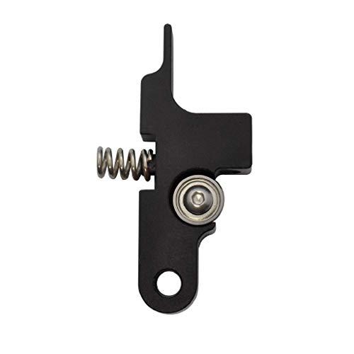 KOYOFEI Brazo de Sujeción de Extrusora de Metal para Impresora 3D para Extrusora Titan Aero, Recambio de Brazo de Tensión de Extrusora de Metal Mejorado para Prusa i3 MK2 Ultimate Sidewinder X1