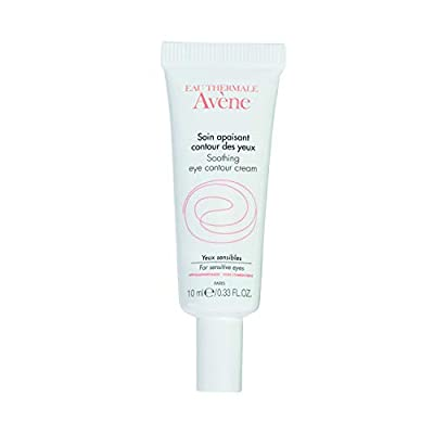 Avene Soothing eye contour cream, 0.34-Ounce Package