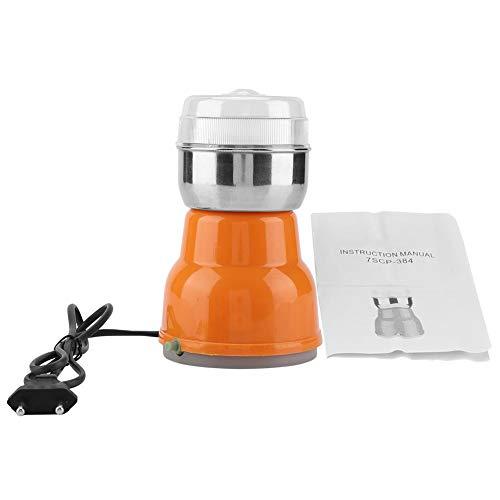 BLLBOO kaffeebohnenmühle elektrisch-Elektrische Kaffeebohnenmühle - Haushaltsmuttern Körner Bohnen Kräuter Gewürze Mahlen 220V EU-Stecker