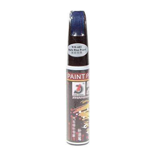 collectsound - Reparador universal para roces y arañazos de coche, profesional, retoca la pintura, cobertura inteligente con color