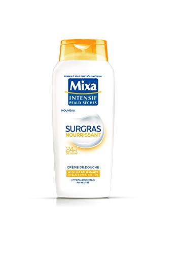 Mixa Mixa Intensiv für trockene Haut, Duschcreme, Surfffett, nährend, 250.0 ml