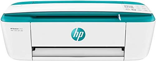 Impresora multifunción HP DeskJet (impresión, escaneo, copia, WiFi, AirPrint, con 3 cartuchos de tinta instantánea HP incluidos) Impresora multifunción a4 Verde oscuro