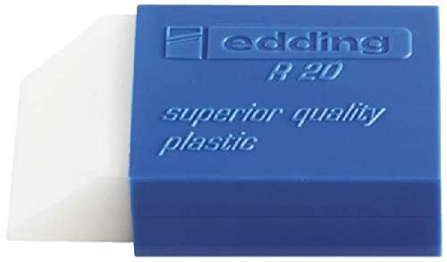 Radierer Plastik EDDING R20 VE=20