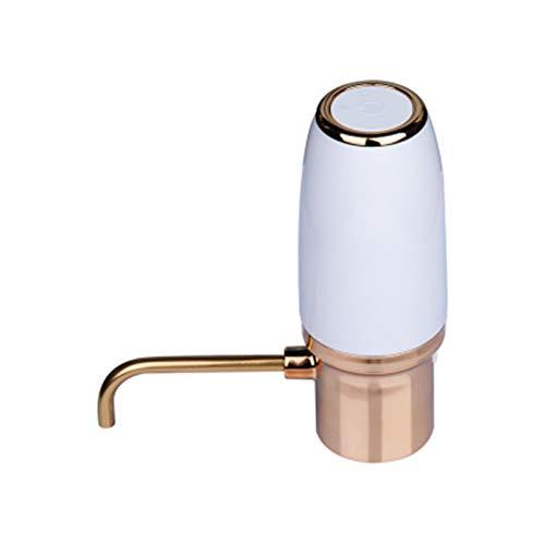 SuDeLLong Dispensador de Vino Recargable Aeroador de Vino eléctrico Dispensador de Vino Bomba de Vino Automático Vino Vino Instant Vino Decantador Oxidante de Vino de un Tacto con Tubo retráctil