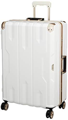 [レジェンドウォーカー] スーツケース SPATHA 保証付 85L 5.5kg ホワイト