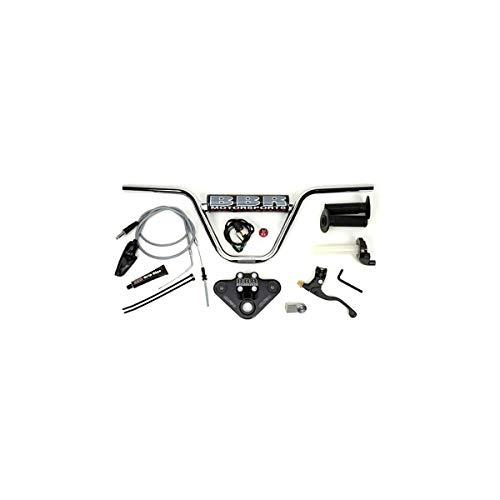 BBR XR50 Handlebar Kit (Black) For 04-19 HONDA CRF50F