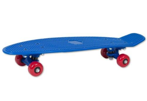 Diverse NB-746438-0350 - TTC New Sports Plastik Skateboard, Kinderskateboards